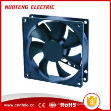 Ventilateur à palier lisse 92X92X25, ventilateur à flux axial 24 V, ventilateur de refroidisseur à courant continu