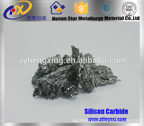 SGS certificate factory price black / green silicon carbide