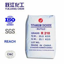 Ökonomisches Rutil Titandioxid R210 für Lackverarbeitung