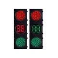200mm 300mm red green full ball LED traffic light PC housing 12VDC 220VAC available