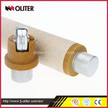 Manufacturer Injection Molten Steel disposable expendable Sampler, Molten Metal Sampler,Molten Iron Sampler
