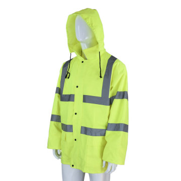 Oxford Rain Coat con rivestimento in PU