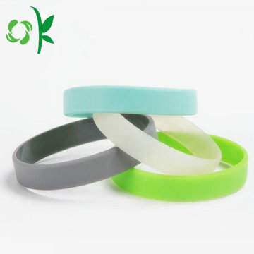 Unik Design Glow In The Dark Silicone Wristbands