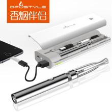 Neueste Hayes Twist III elektronische Zigarette mit 1,8 Ohm Low Resistance Dual Coil und variabler Spannung