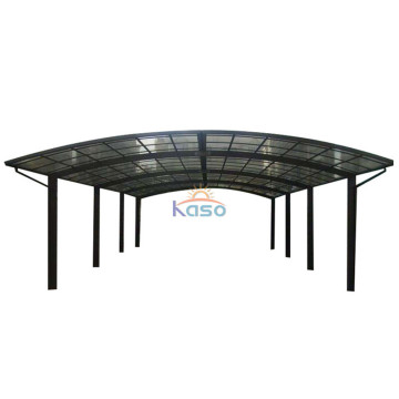 Carpa de garaje Car Wash Shade Carport solar
