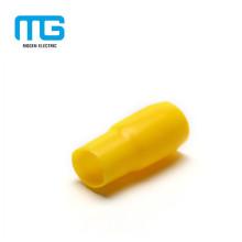 Isolação terminal material colorida do PVC do MG da fábrica