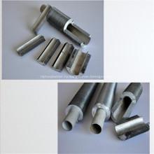 Высокочастотная трубка из экструдированного алюминия с ребрами жесткости G