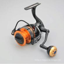 Carretel de pesca de liga de alumínio Spinning Reel 9 + 1bb Fishing Reel
