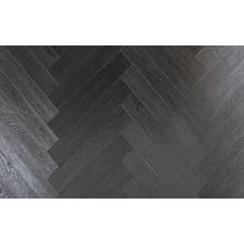 Household 12.3mm HDF AC4 Embossed Teak Waxe3d Edged Laminate Floor
