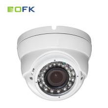 H.264 HD 2.0 Megapixel 1080P wasserdichte IP-Netzwerk-Überwachungskamera mit Varifocal POE und Anschlussbox-Basis