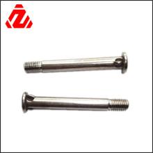 Parafuso de aço inoxidável personalizado com furo (fábricas chinesas)