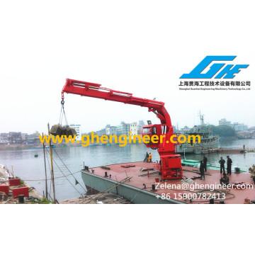 Grue à cargaison flottante, Grue sur barges, Grue sur Transmetteurs