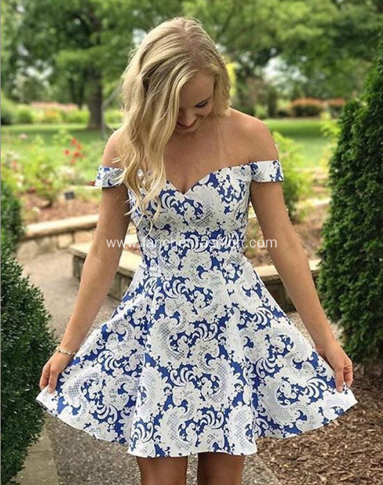High Quality Short Cocktail Dresses Evening Wear