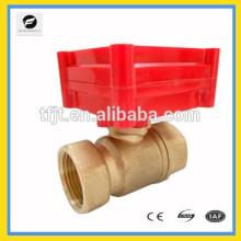 CWX-1.0 2NM mini electric 24vdc irrigation ball valve