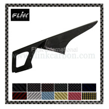 Carbon Fiber Chain Guard for Motorcycles