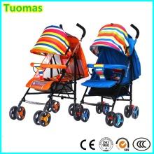 Colorful alta qualidade mais vendidos Baby Stroller / Pushchair / Pram
