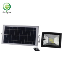 High power ip65 battery solar flood light price