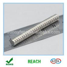 Magnet Neodym für Broschen