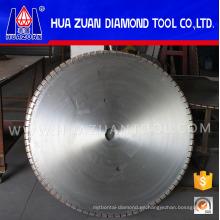 Hojas de sierra de diamante de 1200 mm para piedra