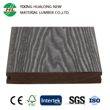 Wood Plastic Composite Decking Co-Extrusion for Swimming Pool