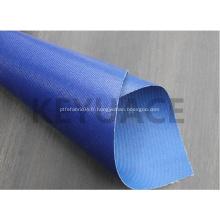 Tissu de fibre de verre conducteur thermique enduit de caoutchouc de silicone