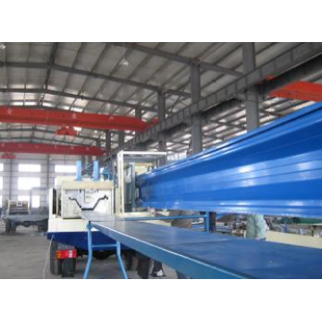 K STEEL TYPE SPAN STEEL ROOFING MACHINE