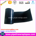 Steel pipe corrosion protection heat shrinkable tape