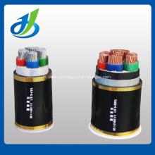 XLPE / PVC aislamiento LV (bajo voltaje) Cable de alimentación