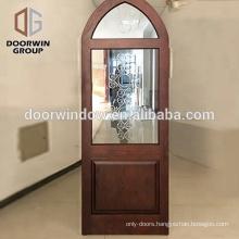 left hinge cheap swinging doors