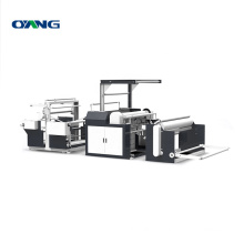 Automatic Non Woven Embossing Machine Electric Fabric Embossing Machine