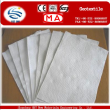 Tissu de géotextile non-tissé perforé par aiguille de polypropylène
