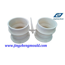 Molde de acero inoxidable para el molde de montaje de tuberías de PVC