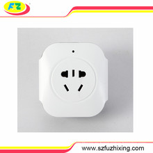 CE FCC RoHS Certificado de control remoto inalámbrico Wifi Power Socket