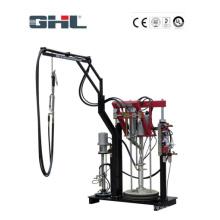 Machine de revêtement de mastic à deux composants