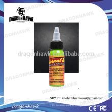 Vente en gros Top Quality Best YTN Tattoo Ink 1oz Green Green Green