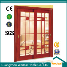 French Patio Exterior/Interior Folding Door with Glass