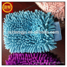 Car Wash Mitt Microfiber Premium Scratch-Free Wash Scrub & Dust Cleaning Mitt Vehículo vehículo limpieza guante toalla de tela