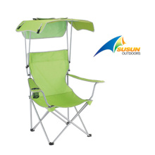 Beach Chair With Sun shelter