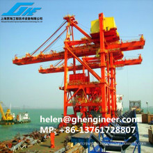 Cargador de barcos Grab 600-1000T / H para carga y descarga de carga a granel