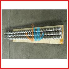 Tambor de parafuso de máquinas de moldagem por sopro