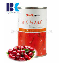 Pour The Global Cherries Canned