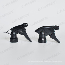 Schwarz Kunststoff Trigger Spray Pump Dispenser