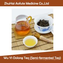 Wu Yi Oolong té (té semi-fermentado)