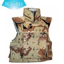 Camouflage bulletproof weste für NIJ IV