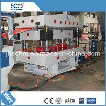 Máquina de polimento e fricção de borda de fotos para folha de estampagem a quente