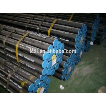 горячекатаная / холоднотянутая бесшовная стальная труба низкая цена
