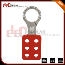 Elecpopular China Wholesale Industy Switch Alumínio Segurança Hasp Lockout Tagout Lock Hole 10.5mm