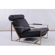 Très confortable nouveau fauteuil design milo