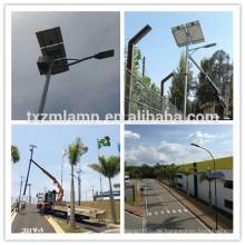 120w solar Straßenleuchte im freien Laderegler