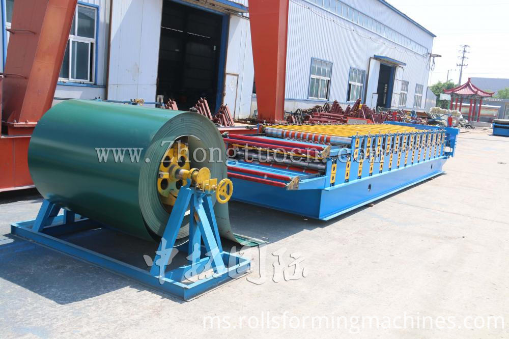 Double Layer Roll Forming machine (10)